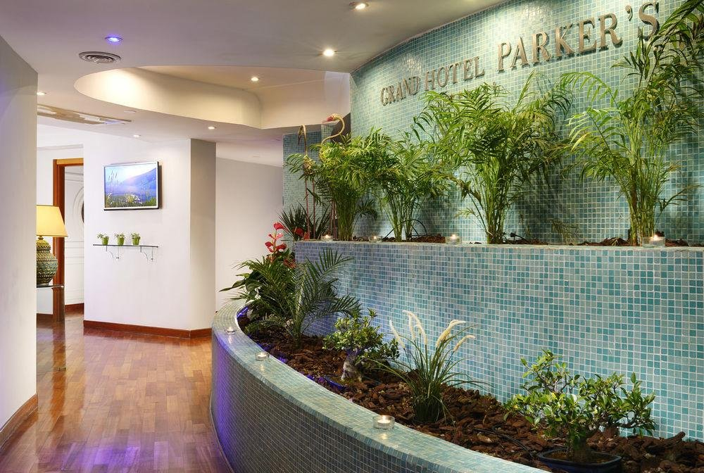 Grand Hotel Parker's, Chiaia, Naples Image 1