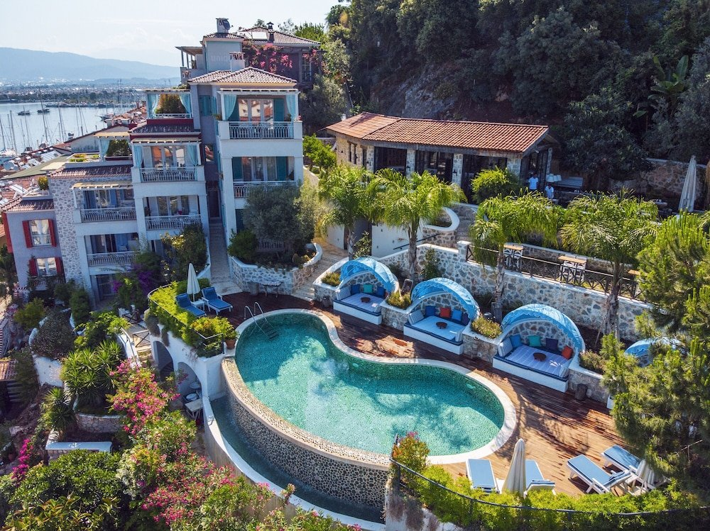 Hotel Unique - Boutique Class - Adults Only, Fethiye Image 34