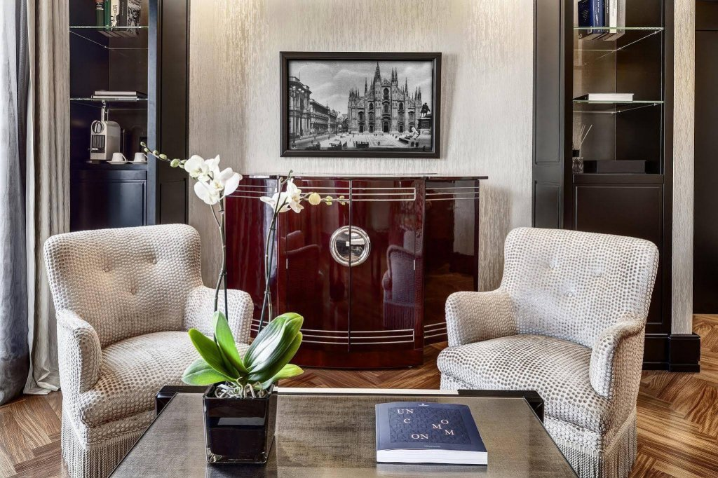 Baglioni Hotel Carlton, Milan Image 5