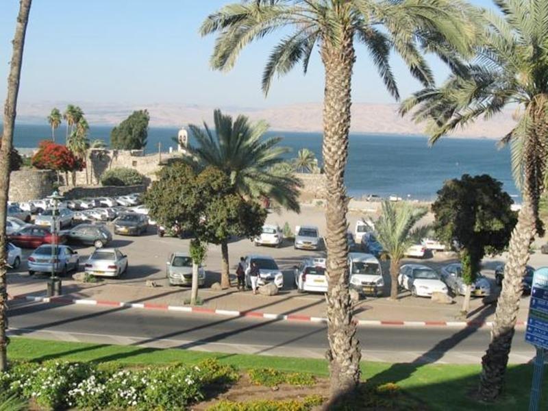 Panorama Hotel, Tiberias Image 12