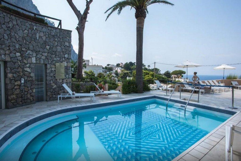 Villa Marina Capri Hotel & Spa Image 4