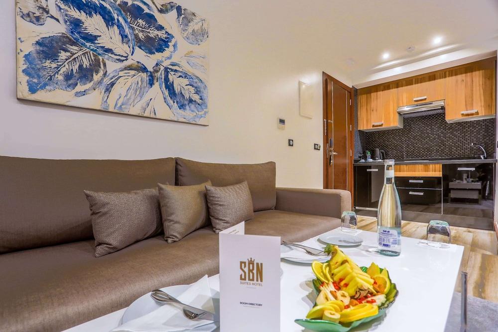 Sbn Suite Hôtel, Tangier Image 19