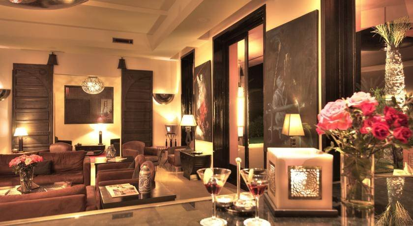 Domaine Des Remparts Hotel And Spa, Marrakesh Image 9