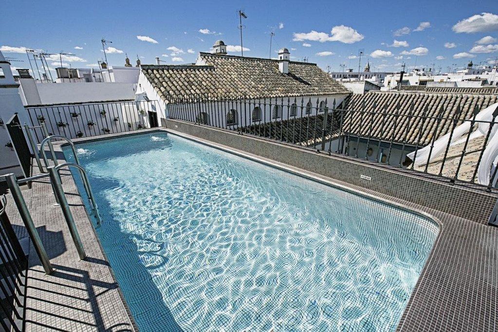 Hotel Hospes Las Casas Del Rey De Baeza, Seville Image 1