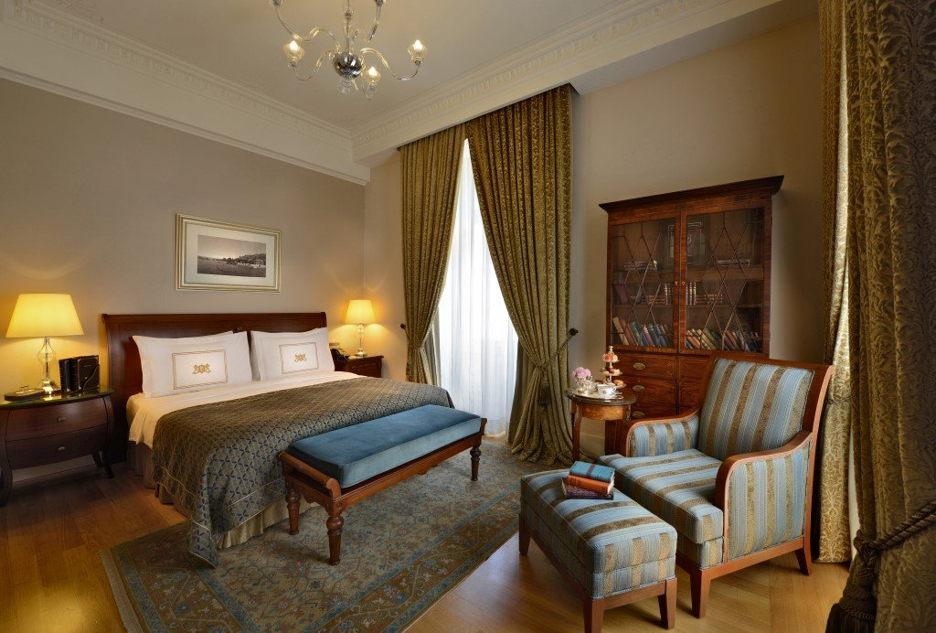 Pera Palace Hotel, Istanbul Image 47