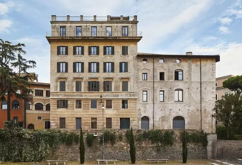 The Rooms Of Rome - Palazzo Rhinoceros   Designed By Jean Nouvel   Image 10