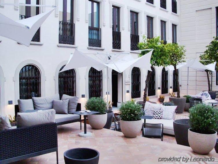 Hotel Palacio De Villapanes, Seville Image 16