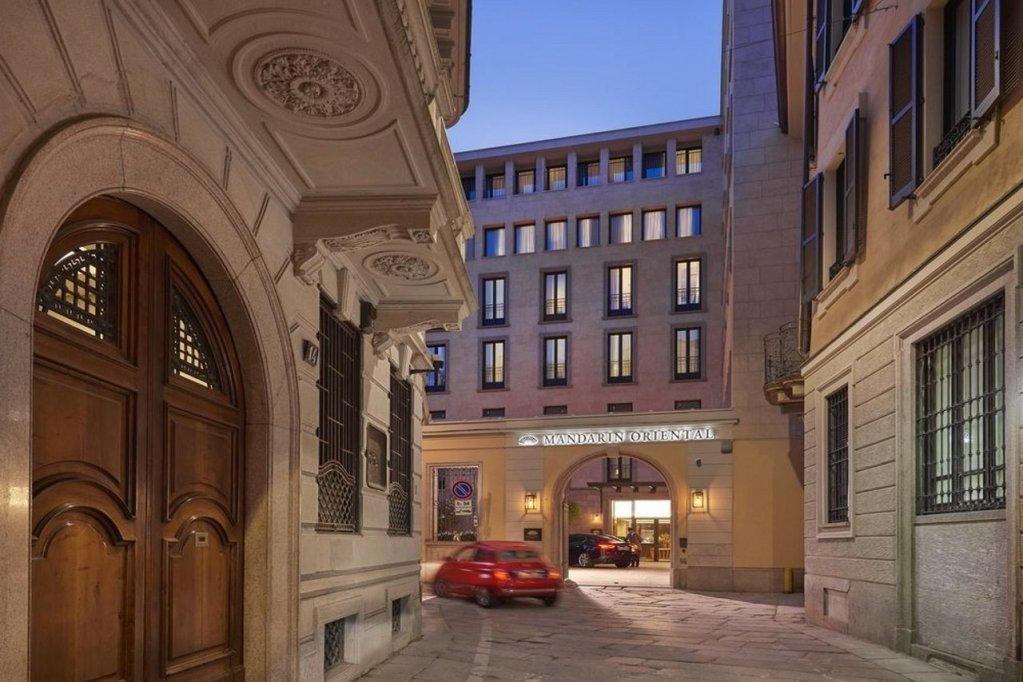 Mandarin Oriental, Milan Image 0