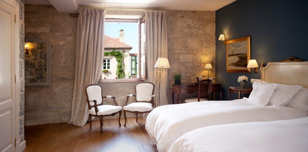 Hotel Spa Relais & Chateaux A Quinta Da Auga, Santiago De Compostela Image 3