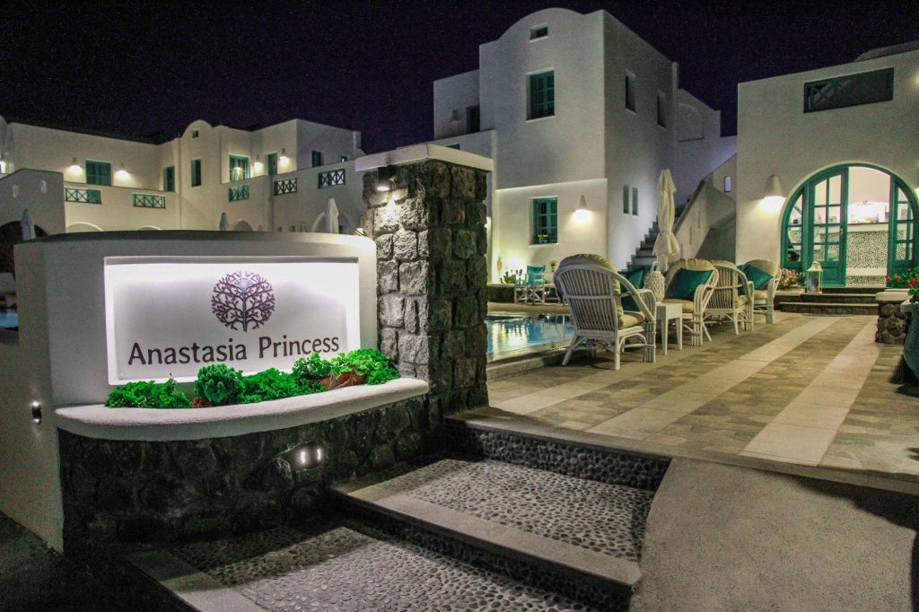 Anastasia Princess Luxury Residence & Suites, Perissa, Santorini Image 1