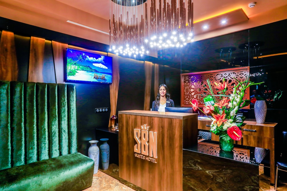 Sbn Suite Hôtel, Tangier Image 3