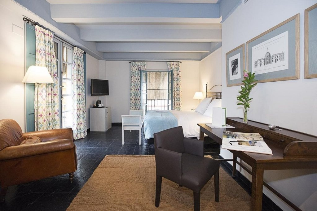 Hotel Hospes Las Casas Del Rey De Baeza, Seville Image 13