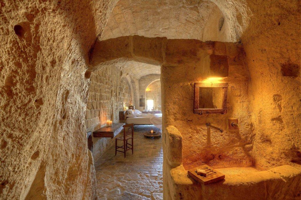 Sextantio Le Grotte Della Civita, Matera Image 6