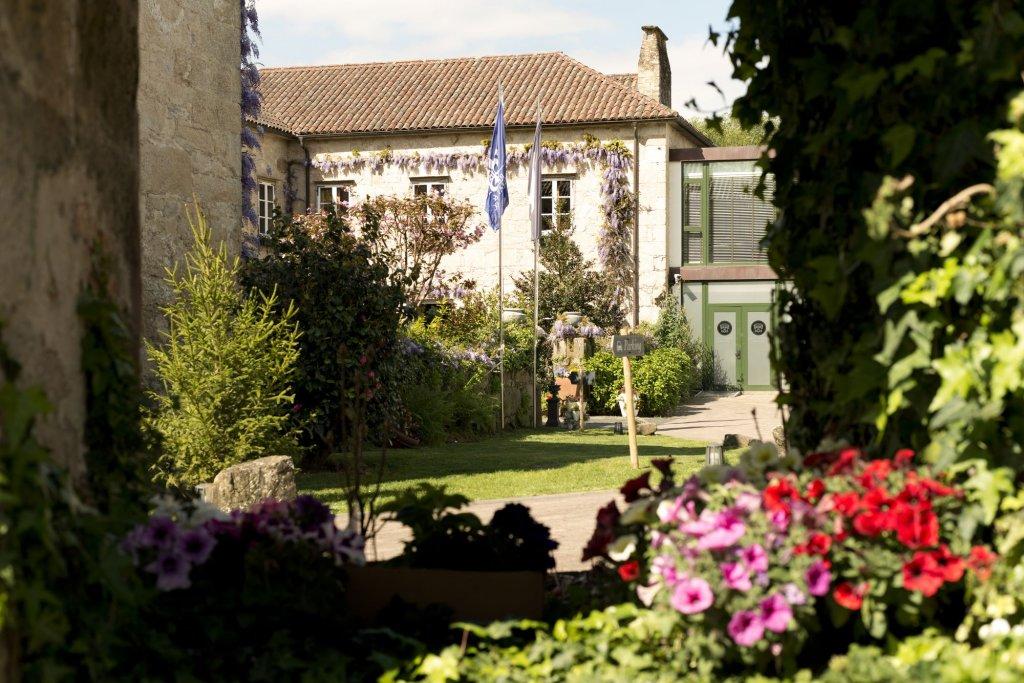 Hotel Spa Relais & Chateaux A Quinta Da Auga, Santiago De Compostela Image 28