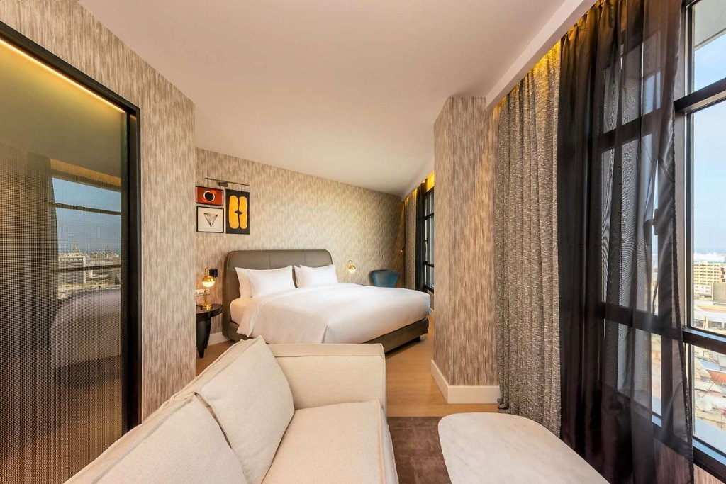 Radisson Blu Hotel, Casablanca City Center Image 42