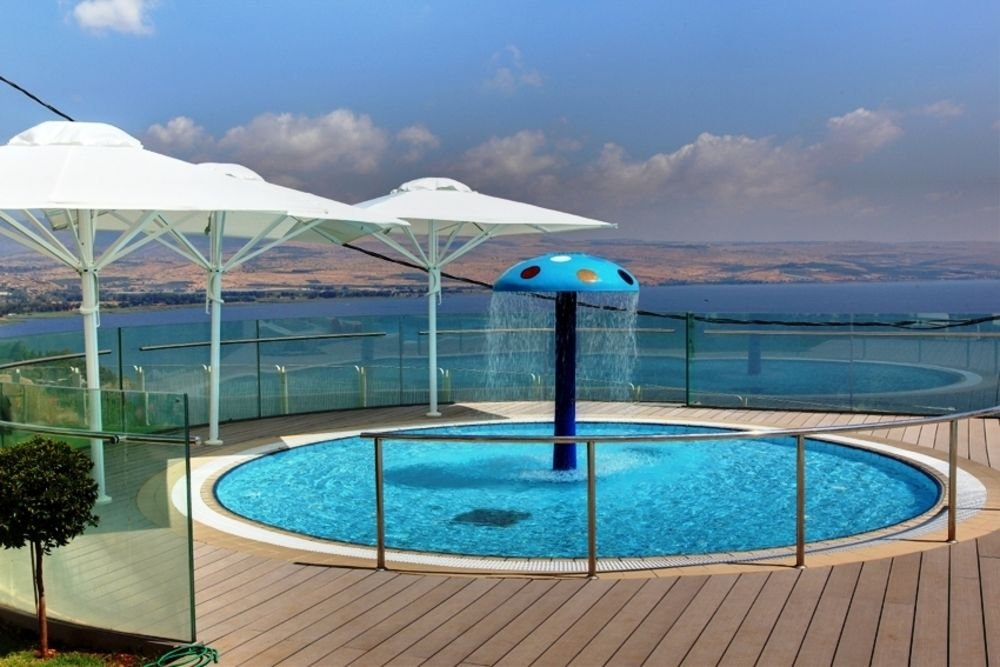Golan Hotel Tiberias Image 17