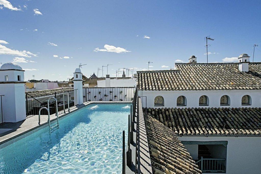 Hotel Hospes Las Casas Del Rey De Baeza, Seville Image 9