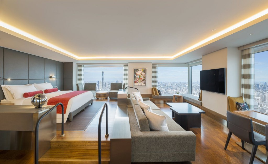 The Prince Gallery Tokyo Kioicho, A Luxury Collection Hotel Image 5