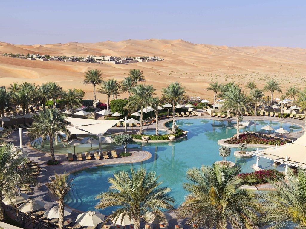 Anantara Qasr Al Sarab Desert Resort, Abu Dhabi Image 0
