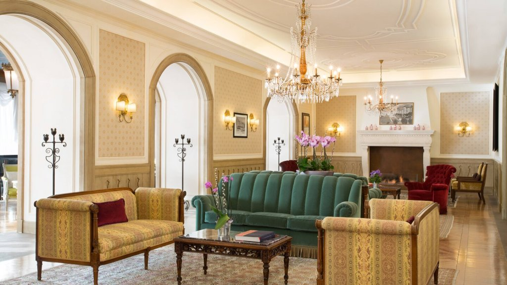 Cristallo Hotel, A Luxury Collection Resort & Spa, Cortina D'ampezzo Image 7