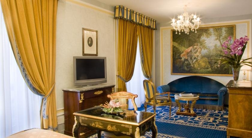 Grand Hotel Des Iles Borromees, Stresa Image 9