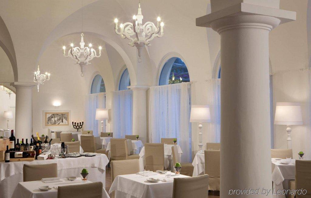 Nh Collection Grand Hotel Convento Di Amalfi Image 10