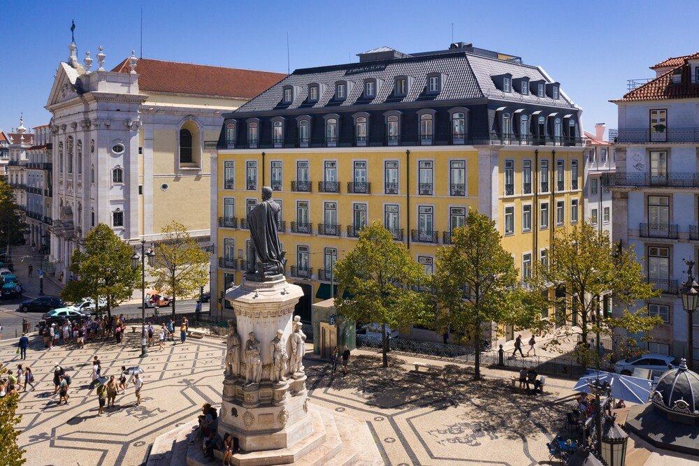 Bairro Alto Hotel, Lisbon Image 24