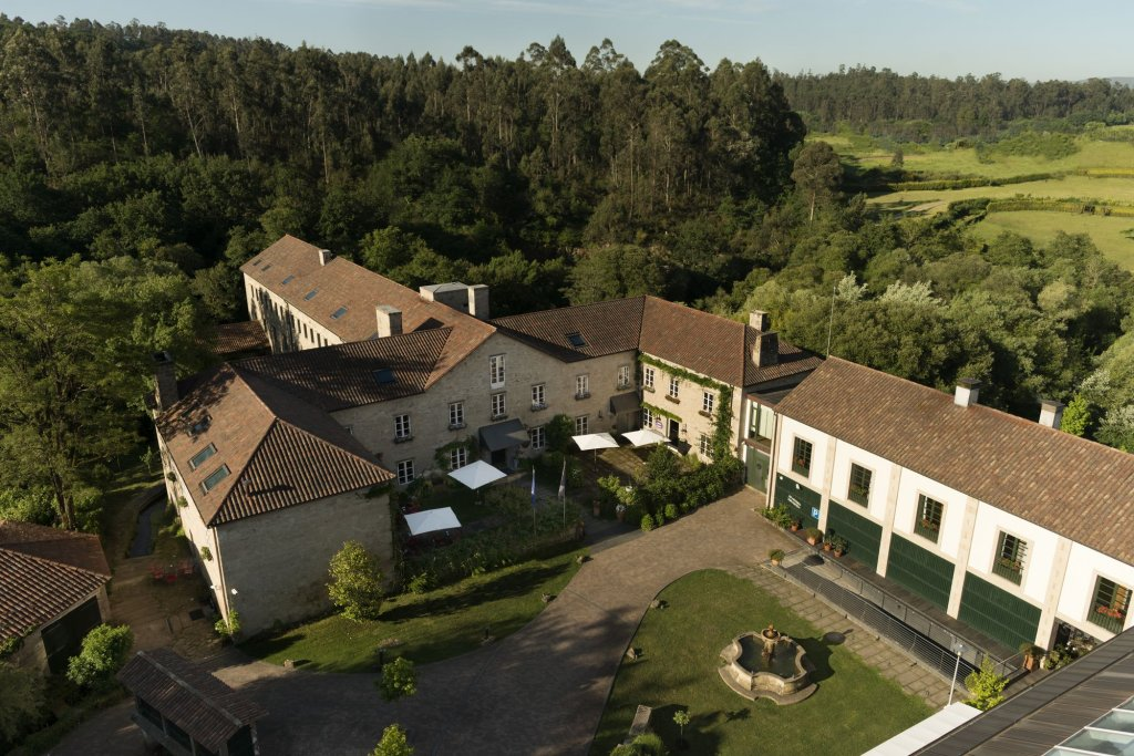 Hotel Spa Relais & Chateaux A Quinta Da Auga, Santiago De Compostela Image 29