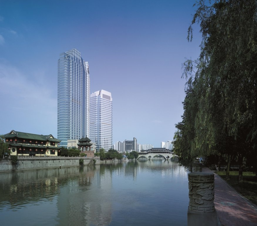 Shangri-la Hotel Chengdu Image 30