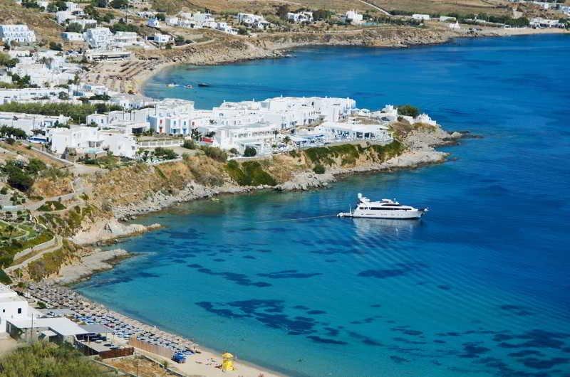 Petasos Beach Resort & Spa, Plati Yialos Beach, Mykonos Image 6