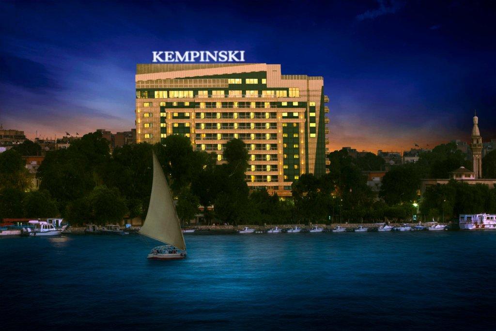 Kempinski Nile Hotel Cairo Image 42