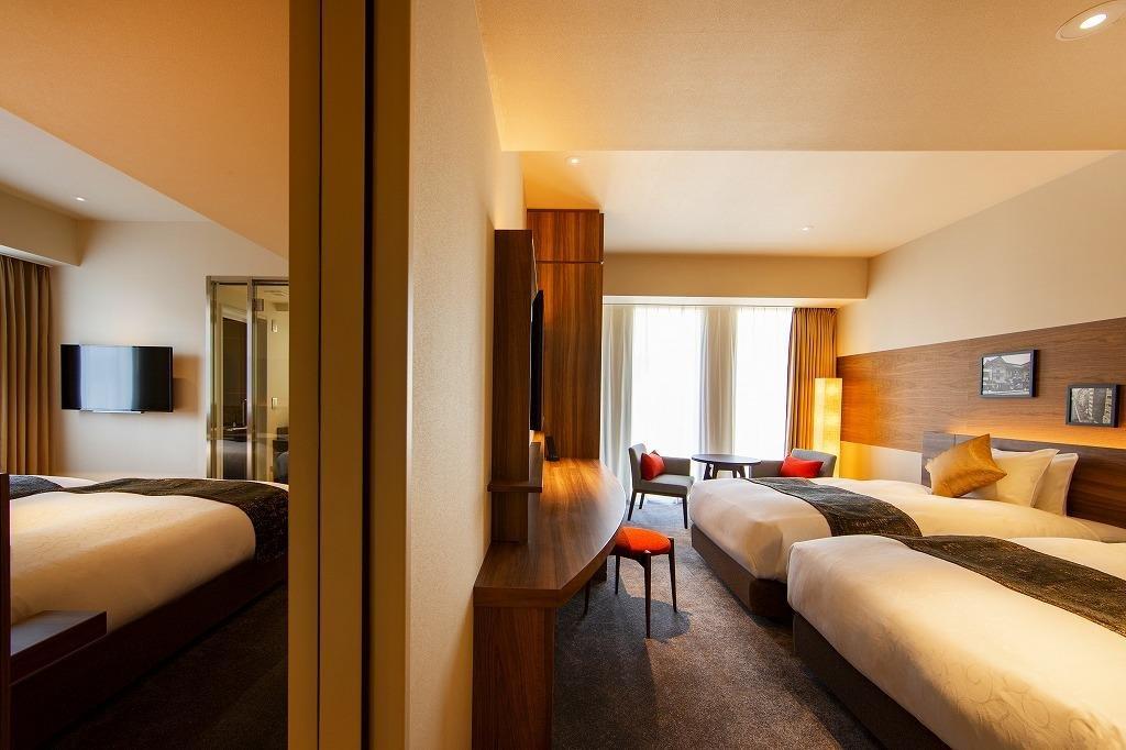 Karaksa Hotel Premier Tokyo Ginza Image 3
