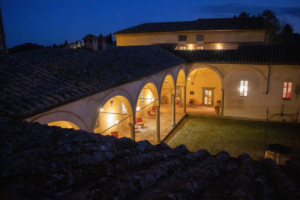 Hotel Certosa Di Maggiano, Siena Image 3