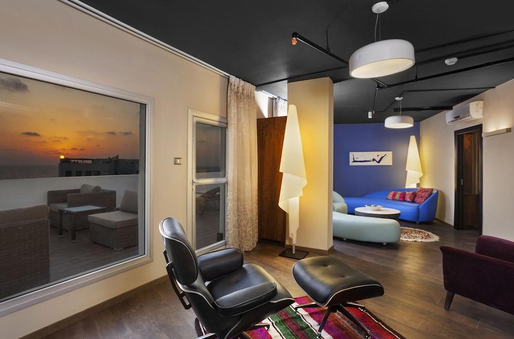 Port And Blue Tlv Boutique Suites, Tel Aviv Image 24