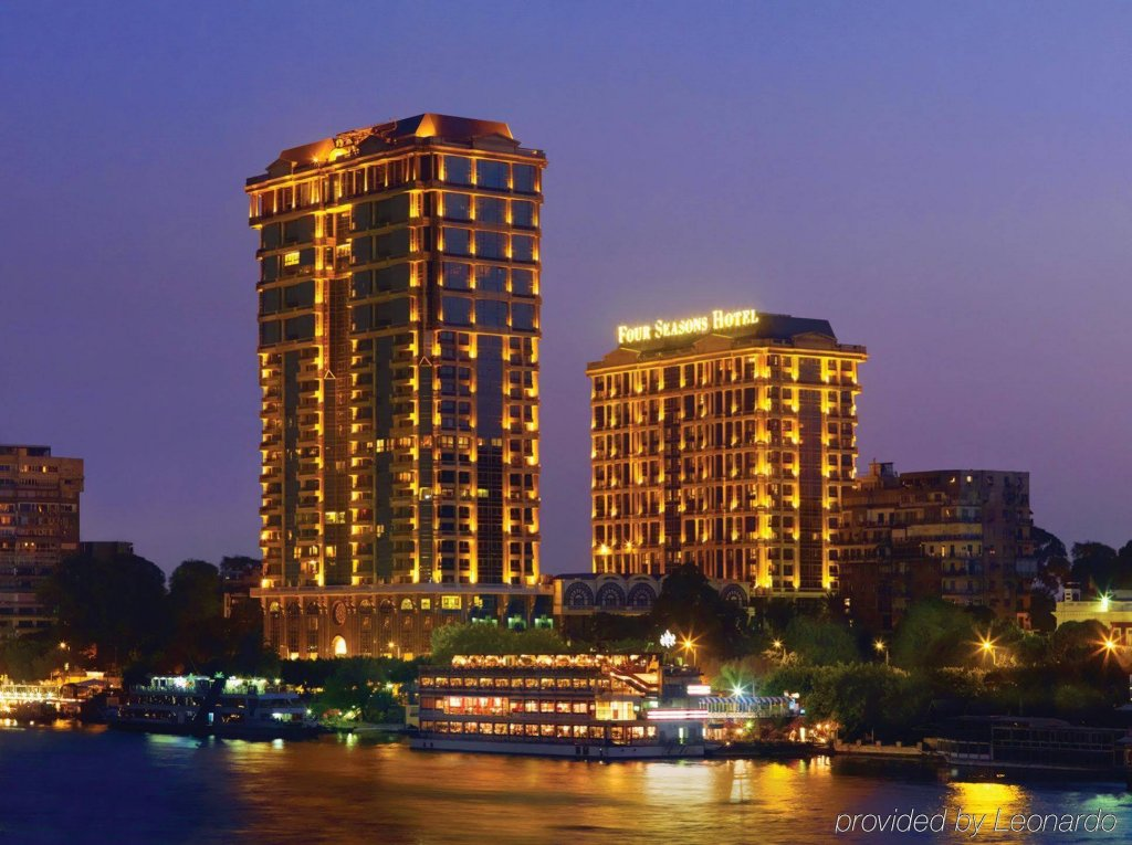 Four Seasons Hotel Cairo At First Residence Image 7
