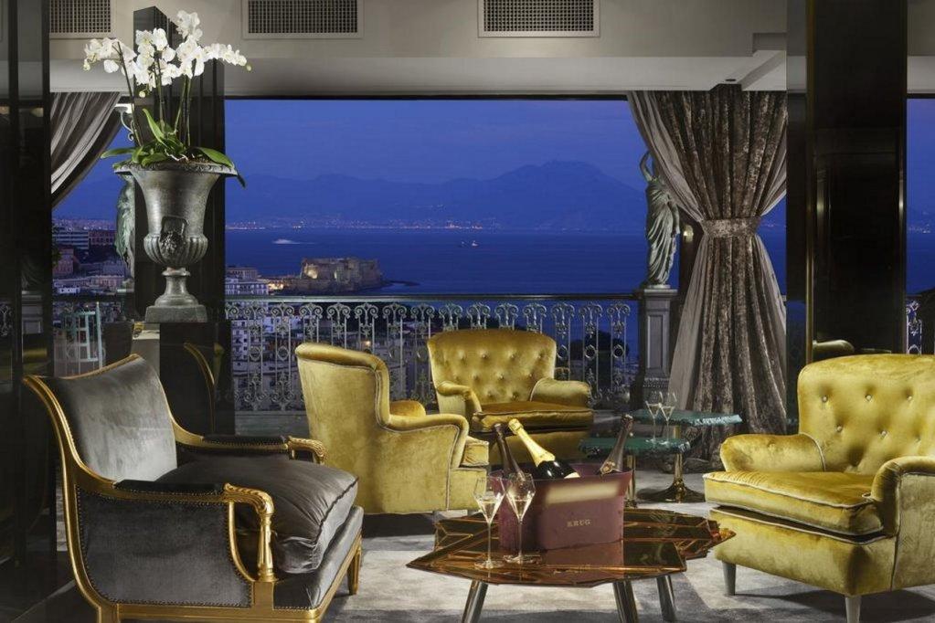 Grand Hotel Parker's, Chiaia, Naples Image 9