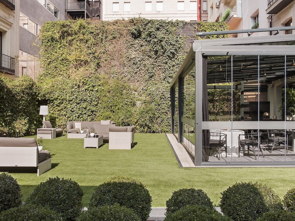 Hotel Único Madrid - Small Luxury Hotels Of The World Image 9