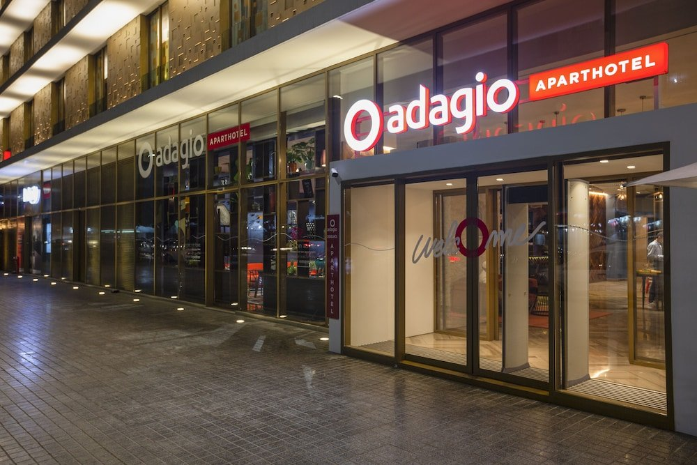 Aparthotel Adagio Casablanca City Center Image 7