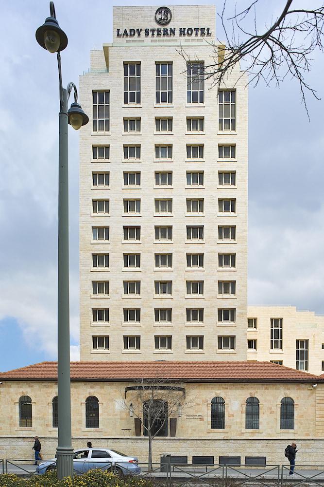 Lady Stern Jerusalem Hotel Image 9