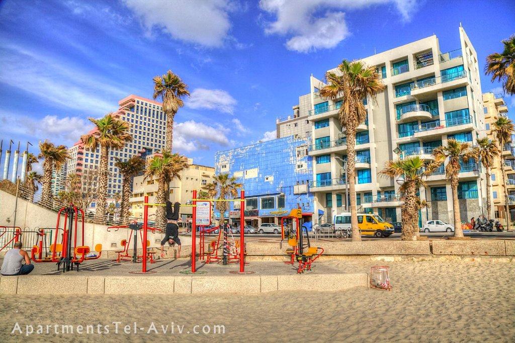 Golden Beach Hotel Tel Aviv Image 17