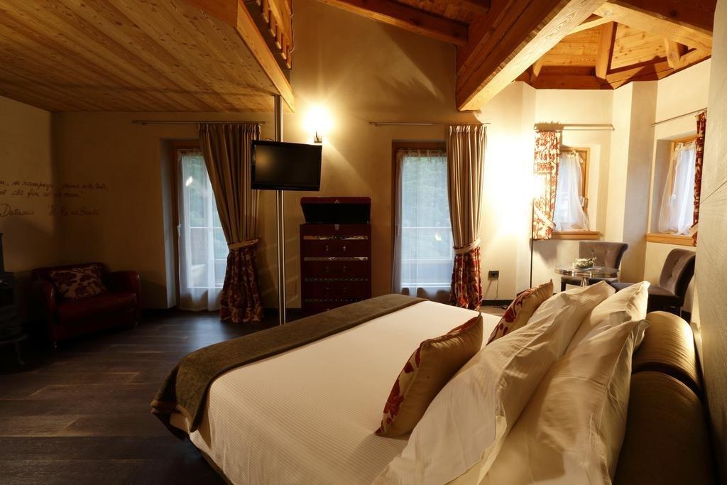 Dv Chalet Boutique Hotel & Spa, Madonna Di Campiglio Image 0