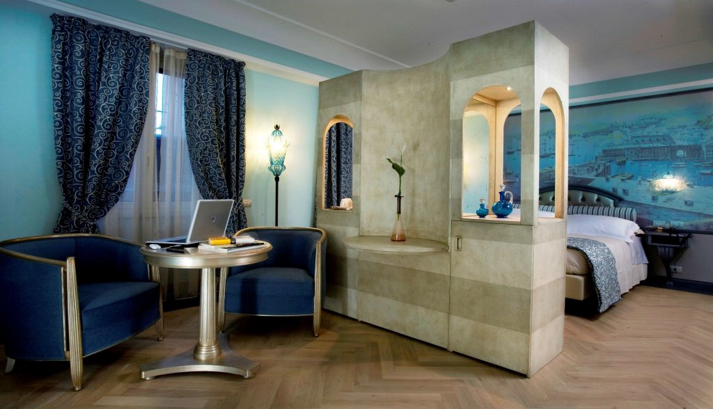 Grand Hotel Savoia, Genoa Image 4