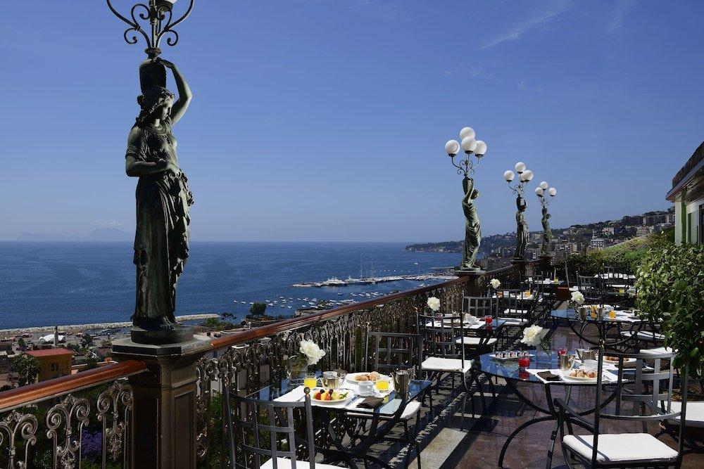 Grand Hotel Parker's, Chiaia, Naples Image 32