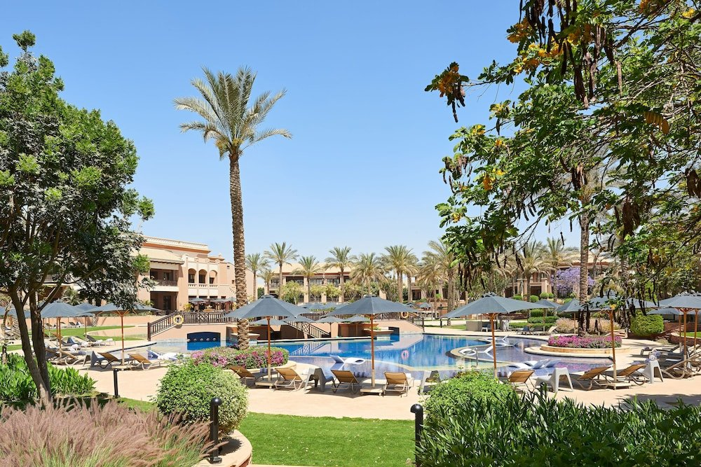 The Westin Cairo Golf Resort & Spa, Katameya Dunes, Cairo Image 20