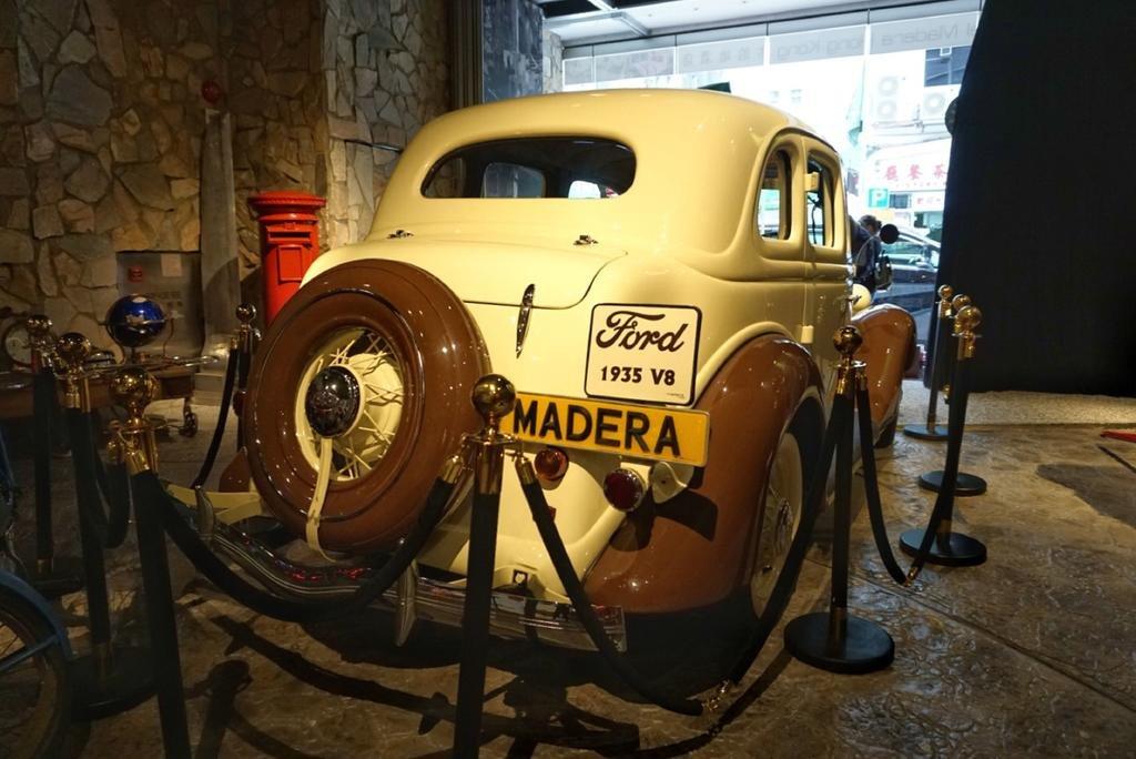Hotel Madera Hong Kong Image 0