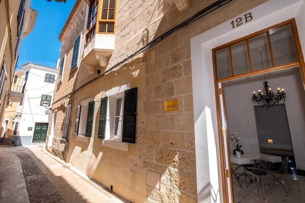Divina Suites Hotel Boutique, Son Xoriguer, Menorca Image 48