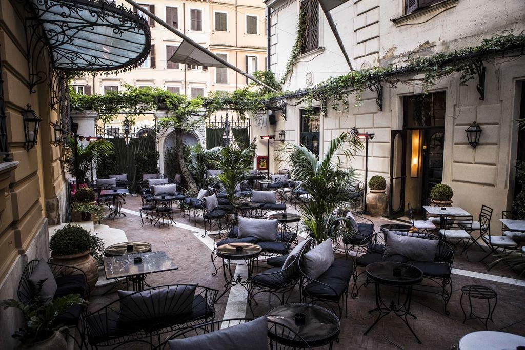 Hotel Locarno, Rome Image 7