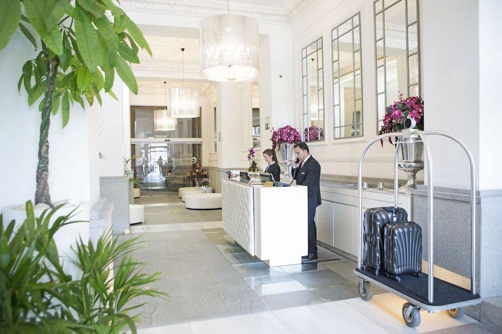 Hotel Hospes Puerta De Alcalá, Madrid Image 38
