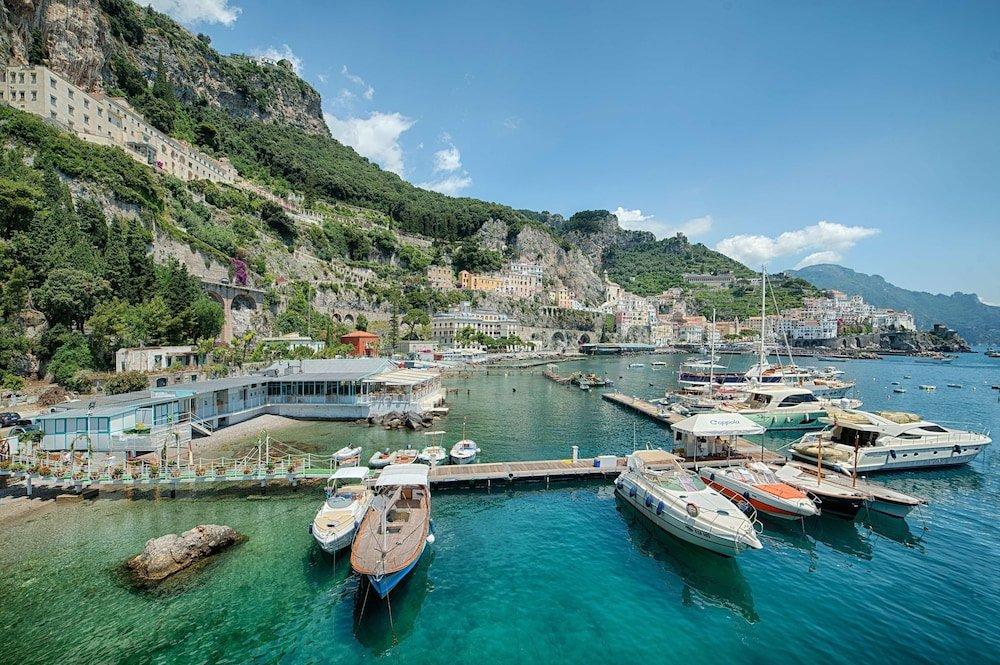 Nh Collection Grand Hotel Convento Di Amalfi Image 8