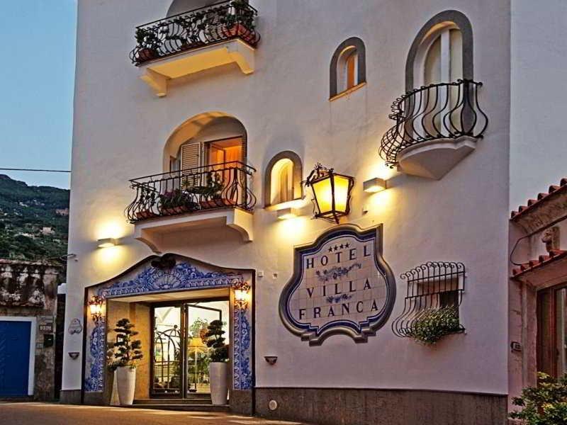 Hotel Villa Franca, Positano Image 8